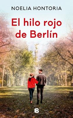 Portada El hilo rojo de Berlín 250 x 400 px